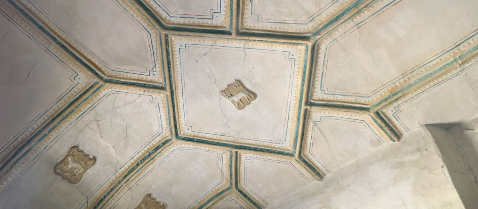 WHP Wins Historic England Grant to Repair Geraldine Ceiling