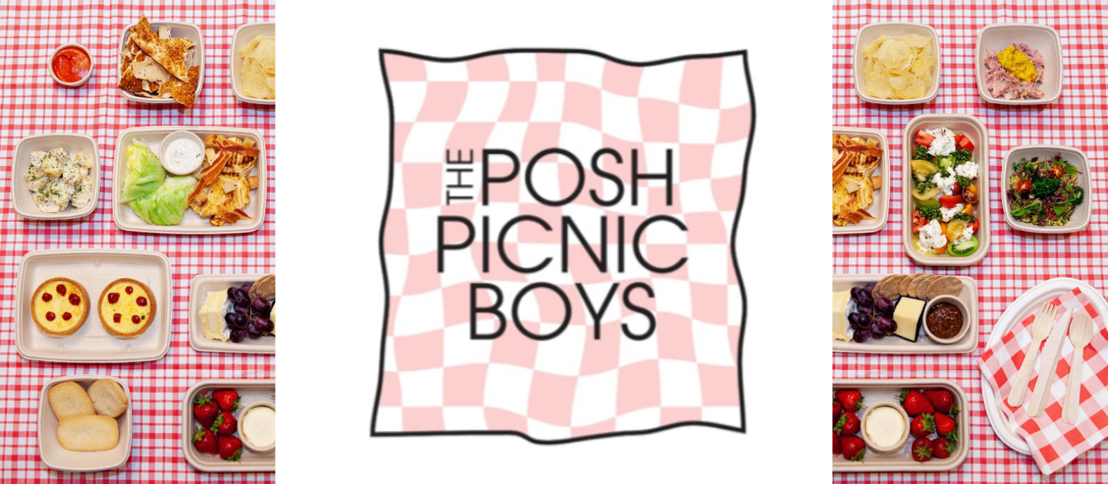 The Posh Picnic Boys