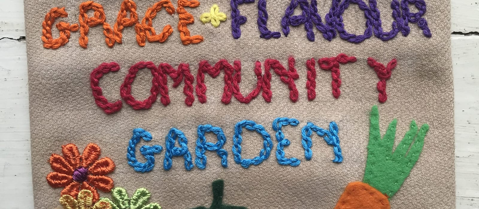 Slashed Fabrics and Community Gardens